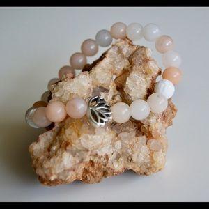 Jewelry - Pink Opal Mala Bracelet